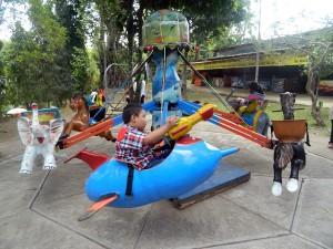 Komidi Layang Taman Kyai Langgeng
