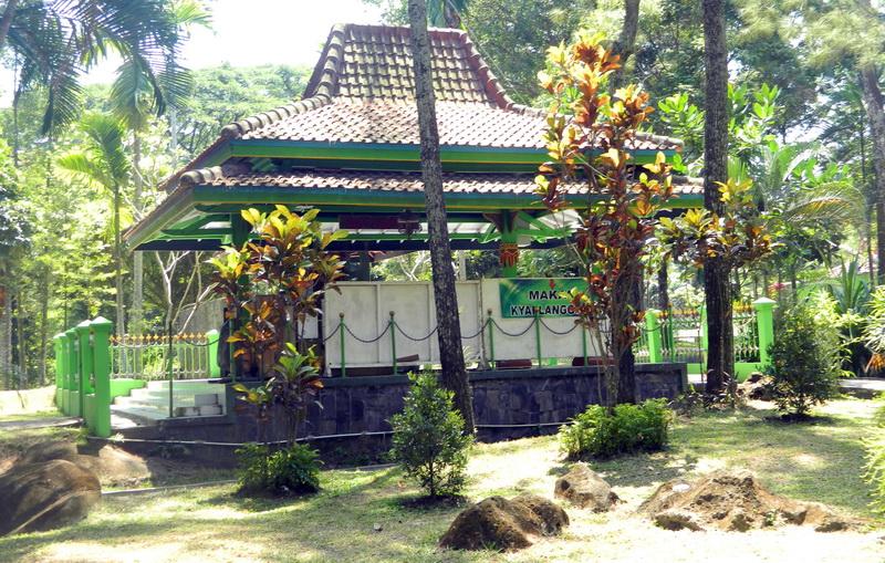Makam Kyai Langgeng Kota Magelang Jawa Tengah