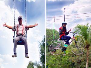 TOP Selfie - Obyek Wisata Taman Kyai Langgeng