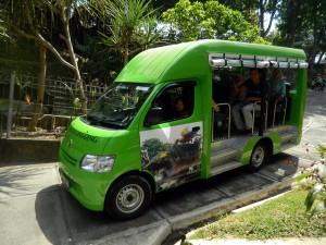 Wahana Mobil Keliling Taman Kyai Langgeng