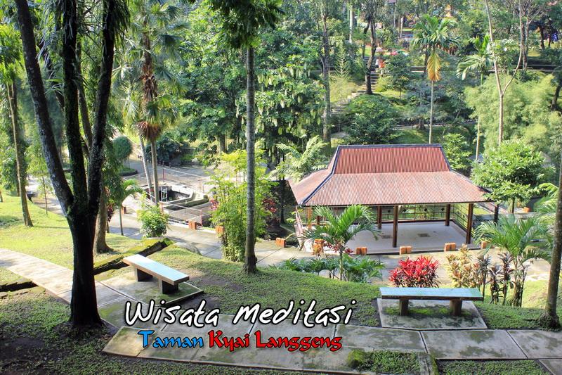 Wisata Minat Khusus - Meditasi Yoga Taman Kyai Langgeng