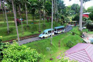 Kereta Mini Taman Kyai Langgeng