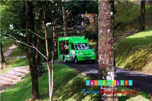 Mobil Keliling Taman Kyai Langgeng