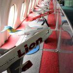 Miniatur pesawat