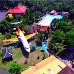 Wahana Anjungan Dirgantara Taman Kyai Langgeng