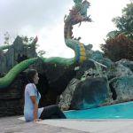 Kolam Renang Naga Taman Kyai Langgeng