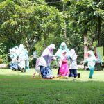 Outbound Family Games Taman Kyai Langgeng