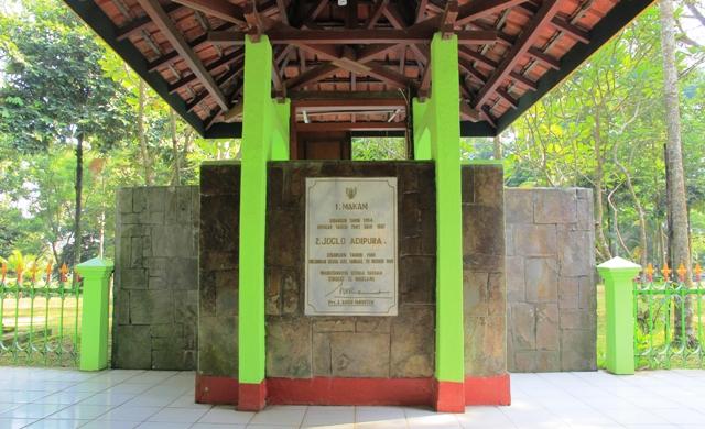 Makam Kyai Langgeng di Kota Magelang