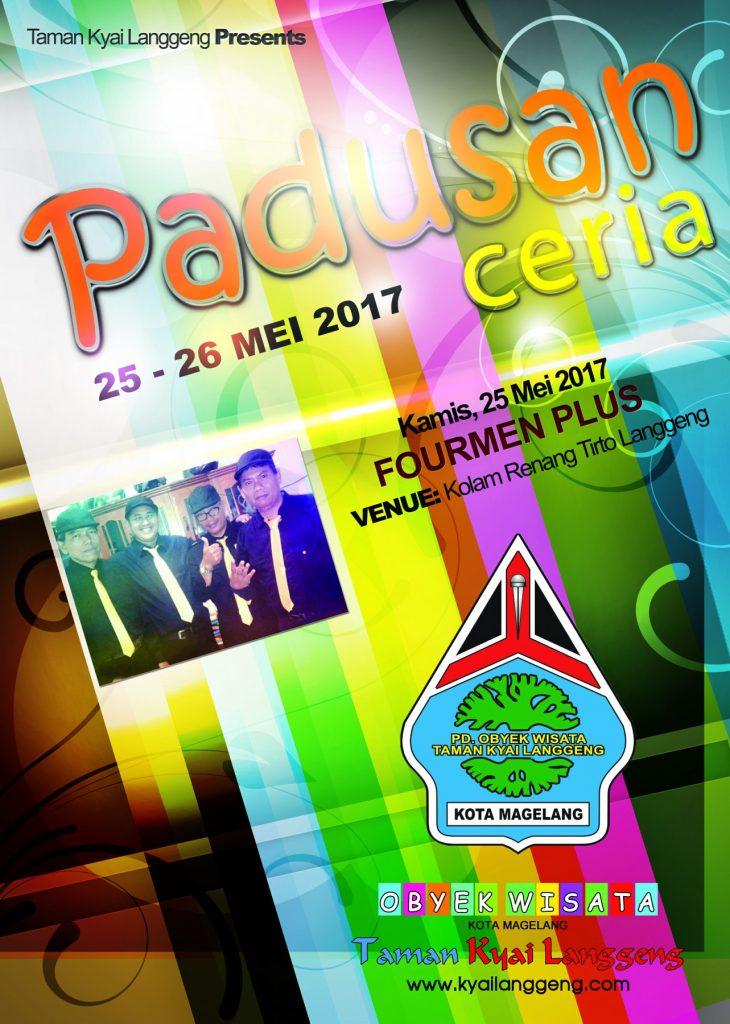 Padusan Ceria Ramadhan 2017 - Taman Kyai Langgeng