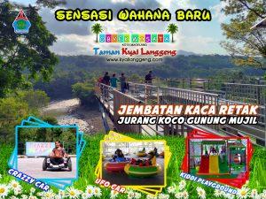 Inovasi Wahana Baru Taman Kyai Langgeng
